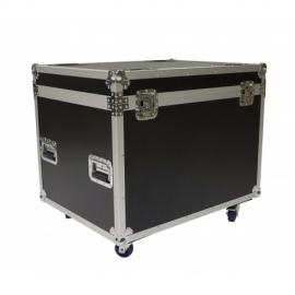 LED2 QUADRUPLE FLIGHT CASE ALBUS/ACSON