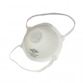FFP2 s ventilkem respirátor / 4 ks