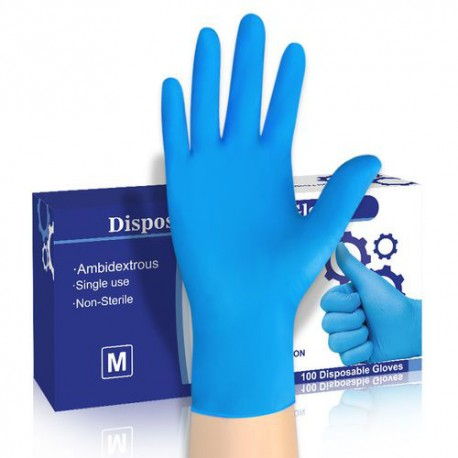 SFX DMNEG-S rukavice / 100 ks