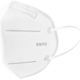 KN95 respirátor FFP2 / 100 ks