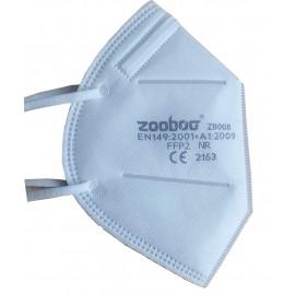 ZOOBOO ZB008 FFP2 PREMIUM / 100 ks