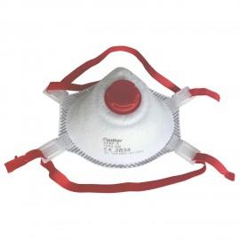 ZOOBOO FFP3 mušlový s ventilkem PREMIUM
