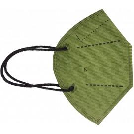 AIRNATECH ANTI-COVID+20/M/5ks-zelená/vojenská
