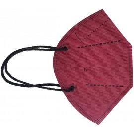 AIRNATECH ANTI-COVID+20/M/5ks-granátová/temně červená