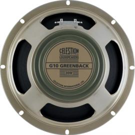 CELESTION CLASSIC G10 GREENBACK / 8 OHM