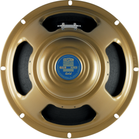 CELESTION ALNICO G10 GOLD / 8 OHM