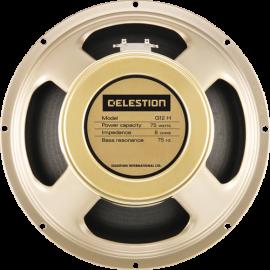 CELESTION CLASSIC G12H-75 CREAMBACK / 8 OHM